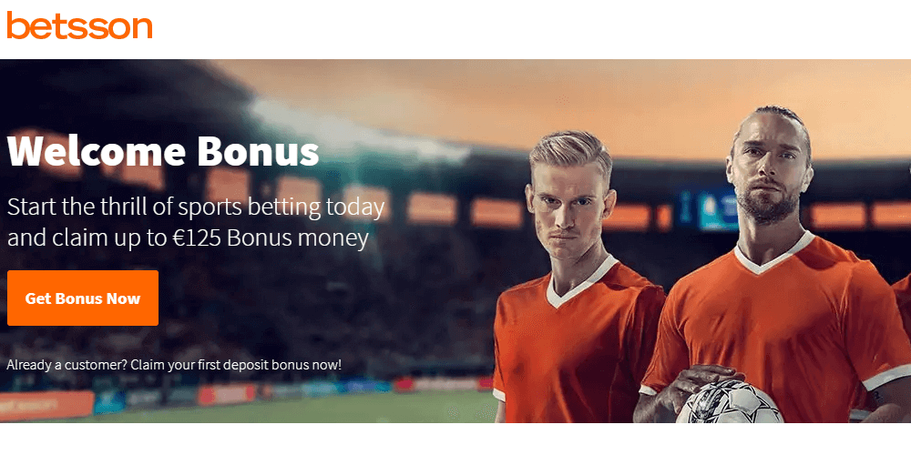 Betsson Betting Bonus - €150 Upon Sign Up