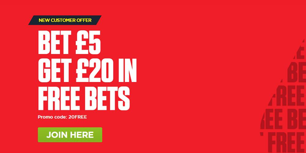 Ladbrokes Free Bet – Get £30 In Free Bets