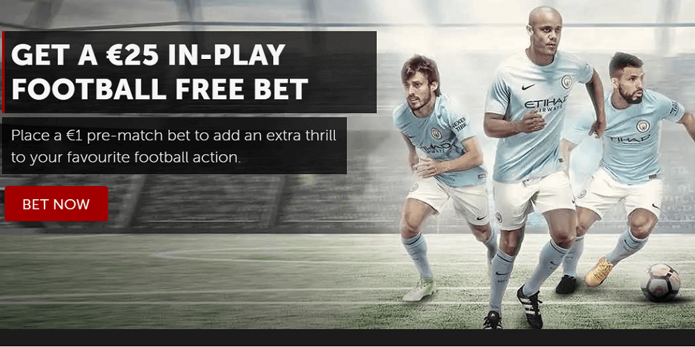 Betsafe Free Bet Offer