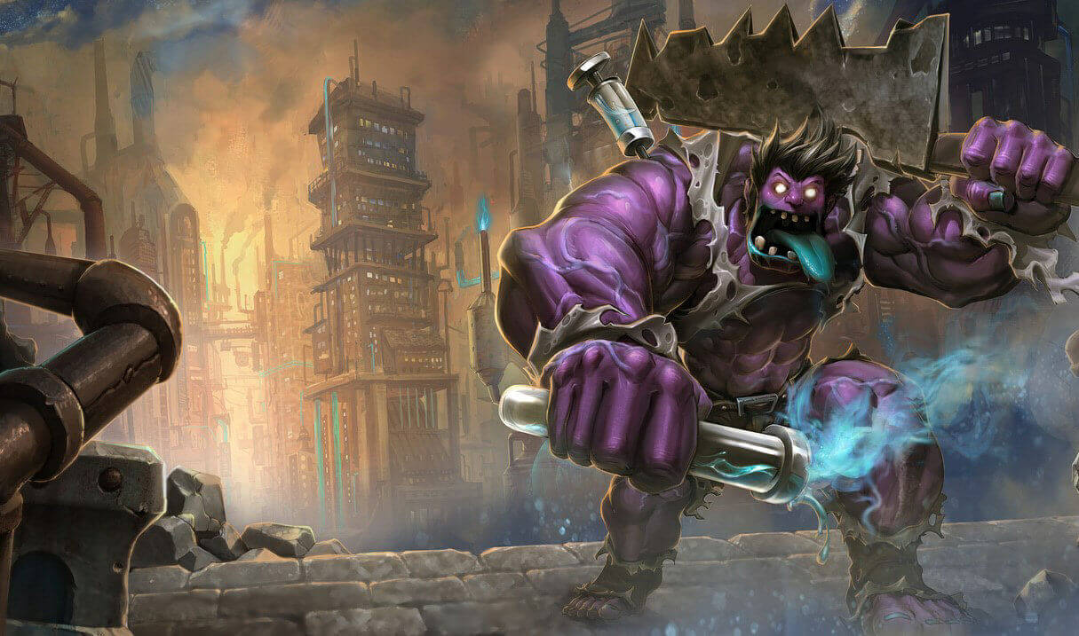 League of Legends patch 9.7 Picture2