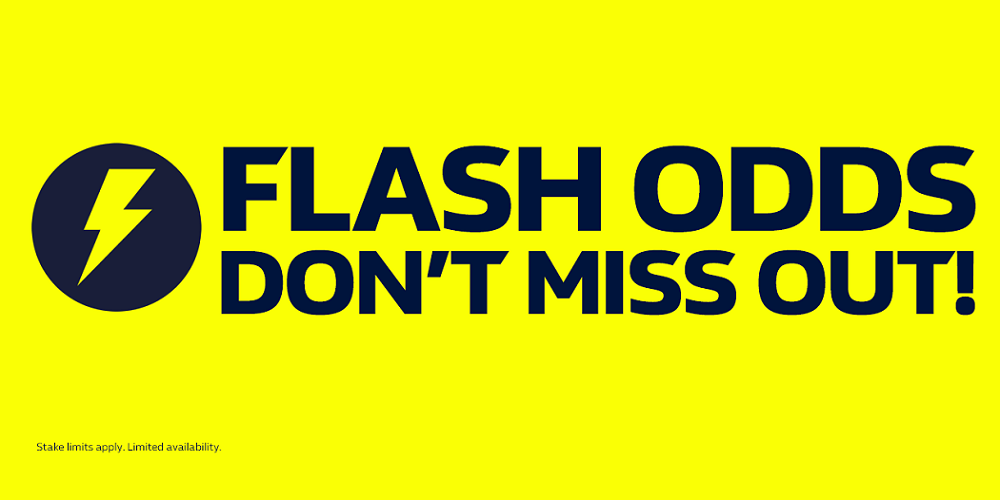 Flash Odds Promotion