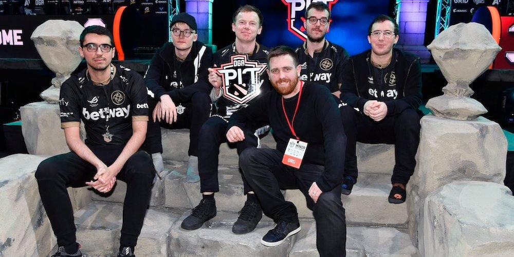 OGA Dota PIT Minor 2019 VIP-Bet.com