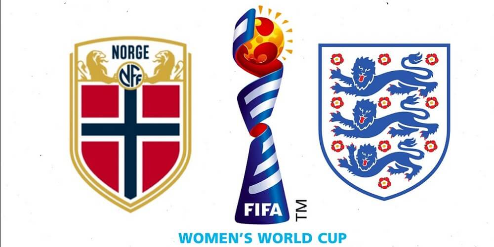 Norway vs England I Women's World Cup 2019