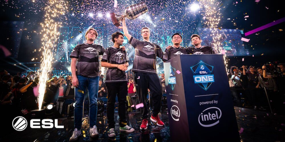 Team Secret wins ESL