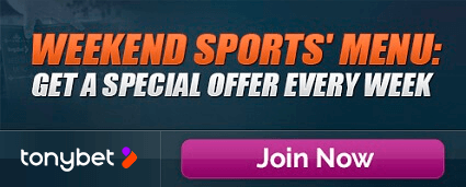 Tonybet Featured Promo VIP Bet