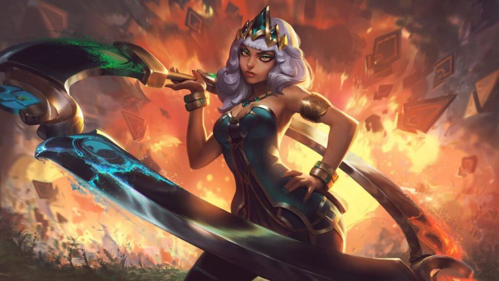 League of Legends Arcane mode VIP-Bet.com