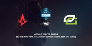 Astralis Vs OpTic Gaming Betting Tips