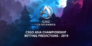 Csgo Asia Championship Betting Predictions