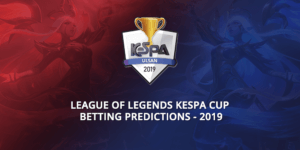 Kespa Cup Betting Predictions
