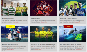 Dafabet Sports Betting Promotions