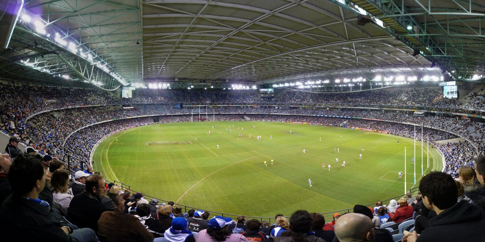 Docklands Stadium TOP 10 LARGEST CRICKET STADIUMS IN THE WORLD