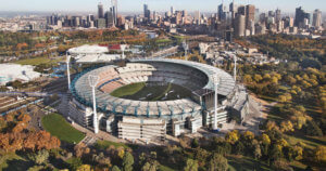 Melbourne Cricket Ground - Top 10 Largest Cricket Stadiums in the World