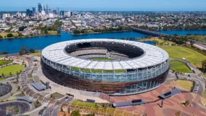 Perth Stadium - Top 10 Largest Cricket Stadiums in the World