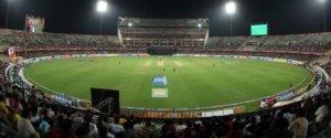 Rajiv Gandhi International Cricket Stadium - TOP 10 LARGEST CRICKET STADIUMS IN THE WORLD