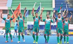 Bangladesh Hockey