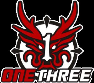 Onethree Logo