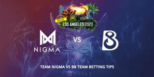 Team Nigma Vs B8 Team Betting Tips VIP-Bet.com