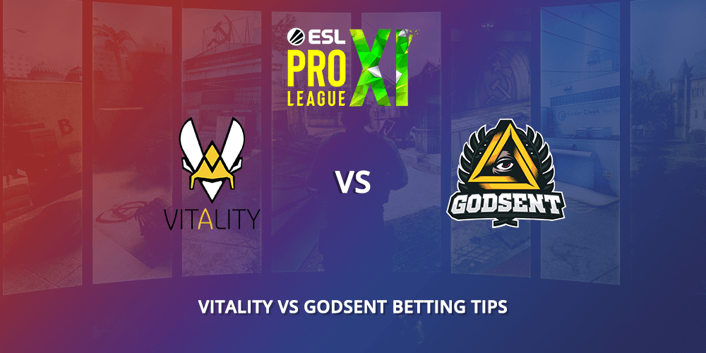 Vitality Vs GODSENT Betting Tips VIP-Bet.com