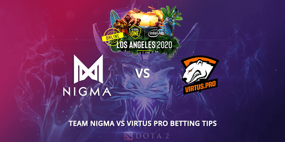 Team Nigma Vs Virtus Pro