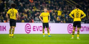 Paderborn vs Borussia Dortmund Betting Preview