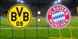 Borussia Dortmund vs Bayern Munich Betting Tips