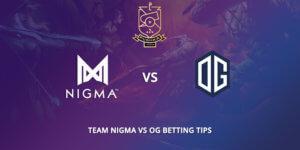 Team Nigma Vs Og Betting Tips