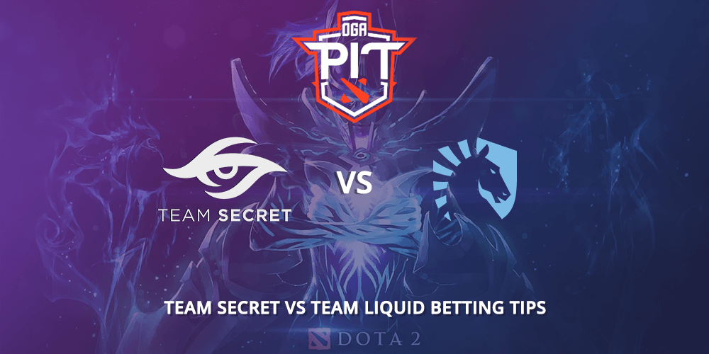 Team Secret Vs Team Liquid Betting Tips