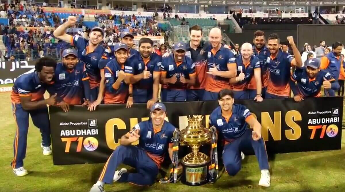 T10 League Maratha Arabians