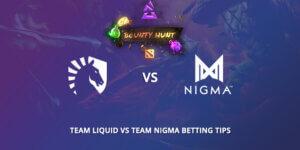 Team Liquid Vs Team Nigma Betting Tips VIP-Bet.com