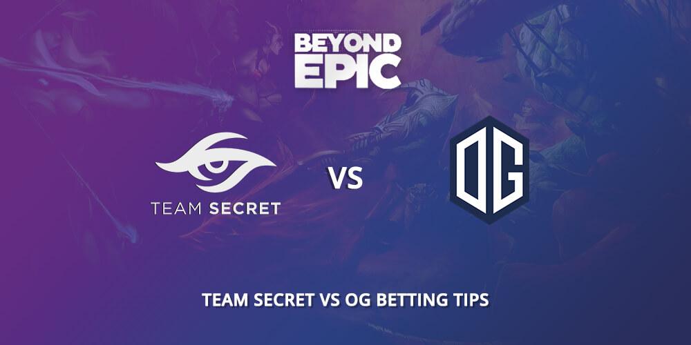 Team Secret Vs Og Betting Tips