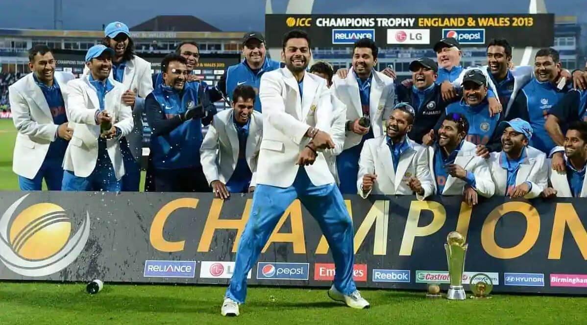 ICC Champions Trophy India 2013