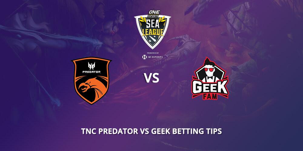 TNC Vs Geek Betting Tips