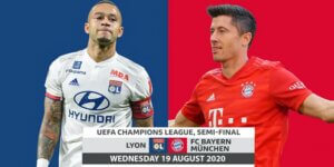 Lyon vs Bayern Munich Prediction & Betting Tips