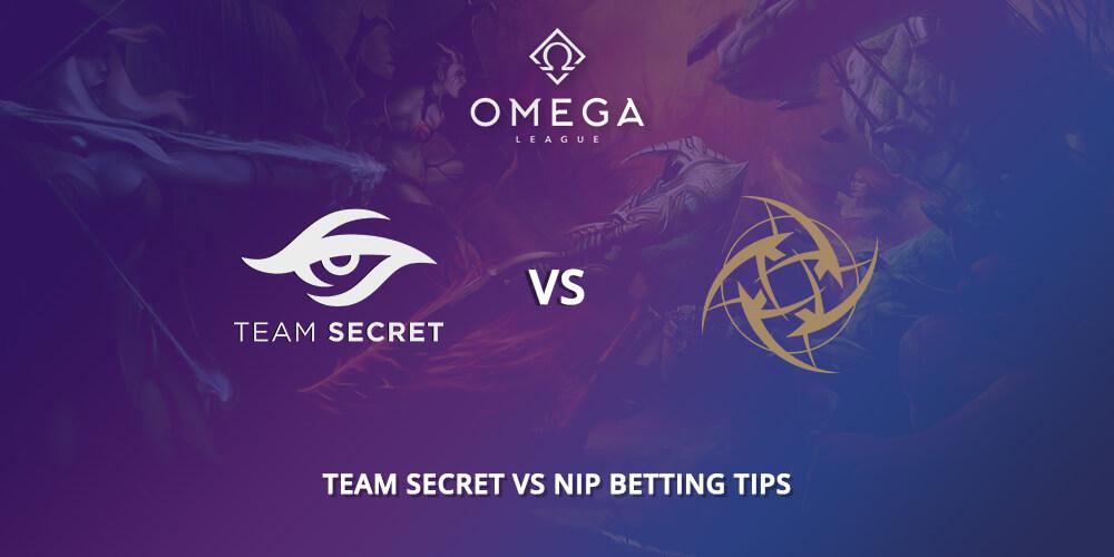 Team Secret Vs NiP Betting Tips VIP-Bet.com