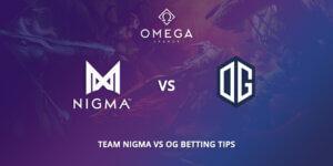 Team Nigma Vs Og Betting Tips Omega League