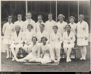 Origins of Women's Cricket